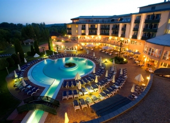 Lotus Therme Hotel and SPA Heviz 5*